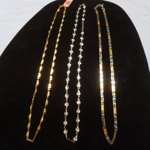 Set of 3 Chains